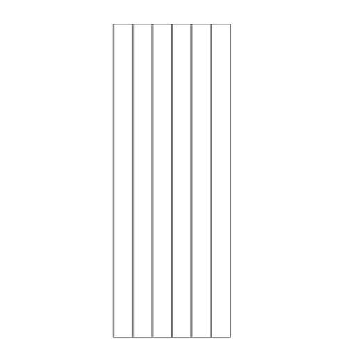 Plank Wood Door (DP1000)