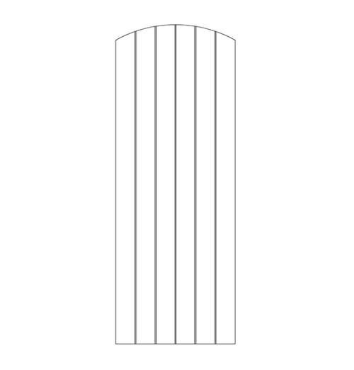 Plank Wood Door (DP1500)