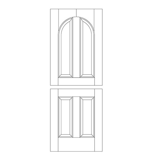 Wood Dutch Door (DD4200)