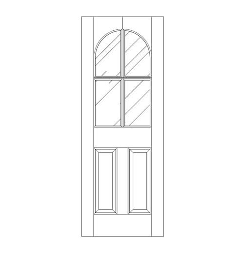 Glass Door (DG6200)