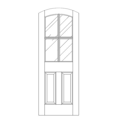 Glass Door (DG6500)