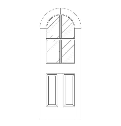 Glass Door (DG6600)