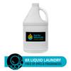 8x Liquid Laundry, Unscented, 380 loads, 3.8L I 1G