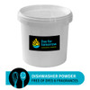 Dishwasher Powder, Unscented, 670 loads, 10L | 2.6G