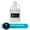 Hand Sanitizer, Unscented, 80% USP, 3.8L I 1G