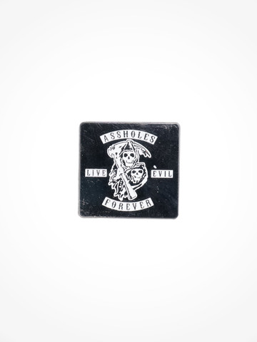 ALF BIKER CLUB • Pin