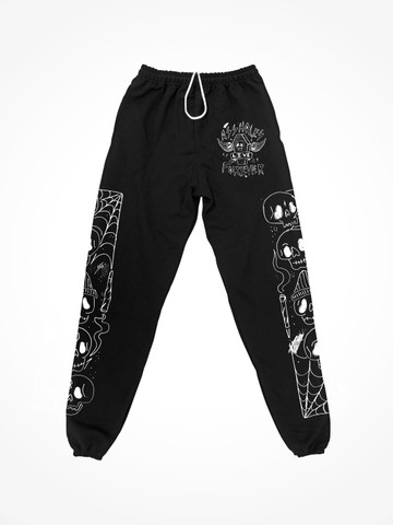 ALF COFFIN • Black Sweatpants