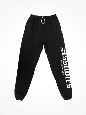 ALF GANG • Black Sweatpants