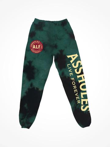 ALF IRISH • Northern Lights Tie Dye Sweatpants