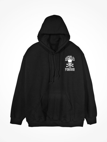 ALF PIRATE FLAG • Black Hoodie