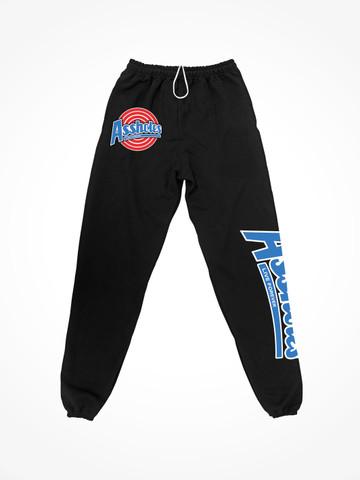 ALF SQUAD • Black Sweatpants