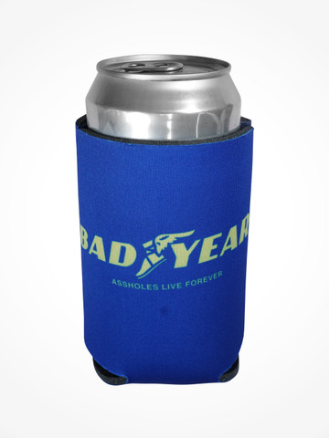 BADYEAR • Blue Coozie