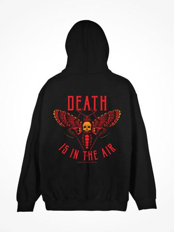 DEATH BUTTERFLY • Black Hoodie