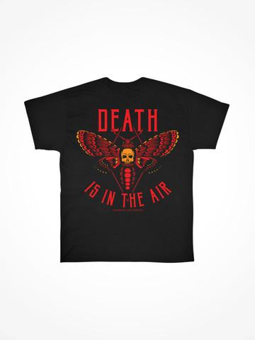 DEATH BUTTERFLY • Black Tee