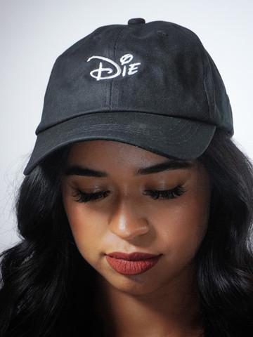 DIE x WALT • Black Dad Hat