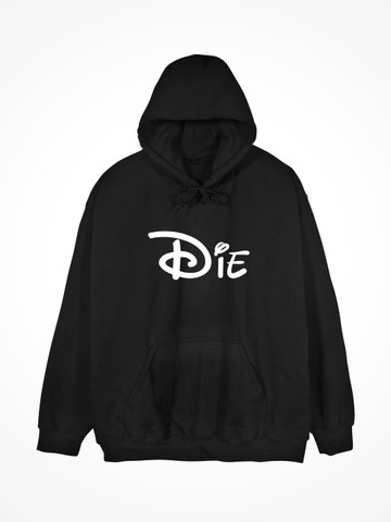 DIESNY • Black Hoodie