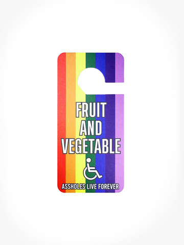 FRUIT AND VEGETABLE • Air Freshener