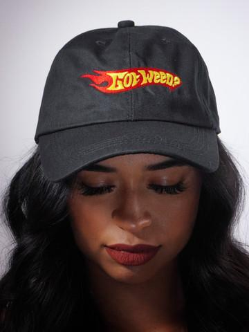 GOT WEED? • Black Dad Hat