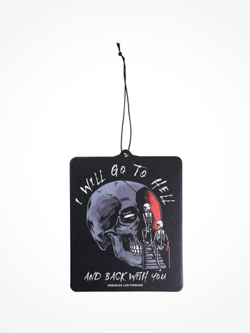 HELL AND BACK WITH YOU • Air Freshener