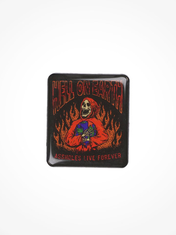 HELL ON EARTH • Pin