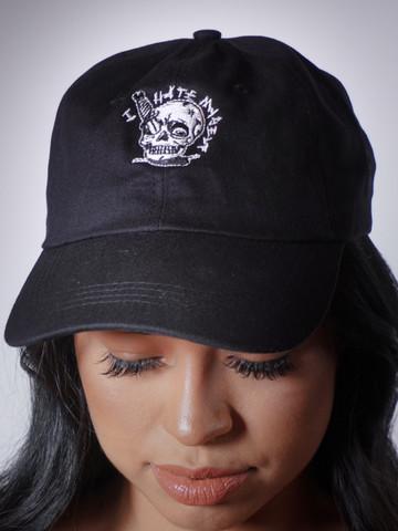 I HATE MYSELF • Black Dad Hat