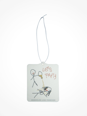 LETS PARTY • Air Freshener