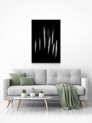 LINES • Canvas Print