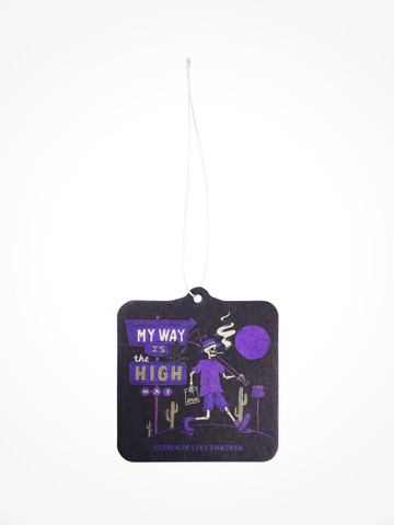 MY WAY IS THE HIGHWAY • Air Freshener