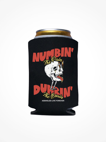 NUMBIN THE PAIN AND DUMBIN THE BRAIN • Black Coozie