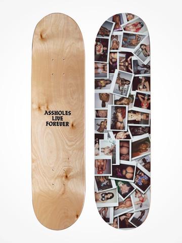 POLAROID • Canadian Maple Skate Deck