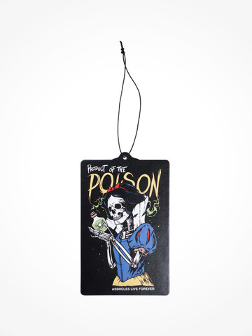 PRODUCT OF THE POISON • Air Freshener