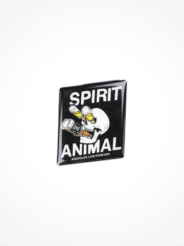 SPIRIT ANIMAL • Pin