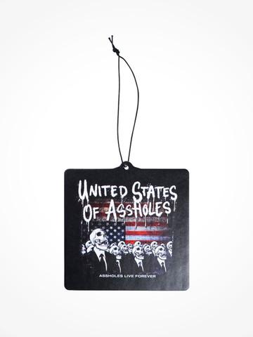 UNITED STATES OF ASSHOLES • Air Freshener