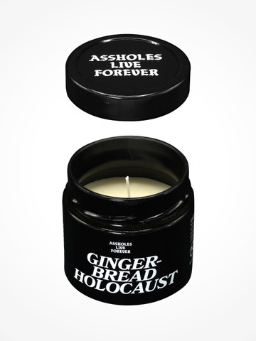 GINGERBREAD HOLOCAUST  • Scented Candle