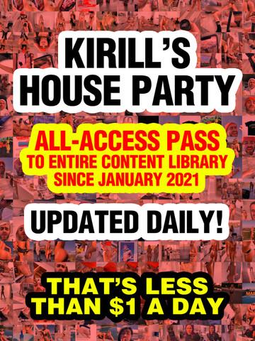 KIRILLS STORY ARCHIVE 1 WEEK PASS • Digital Download