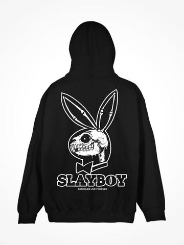 SLAYBOY • Black Hoodie