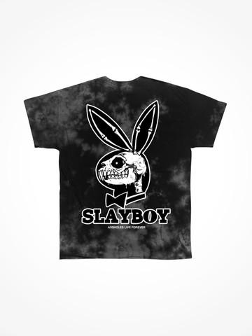 SLAYBOY • Foggy Night Tie Dye Tee