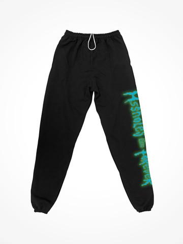 ALF SCIENTIST • Black Sweatpants
