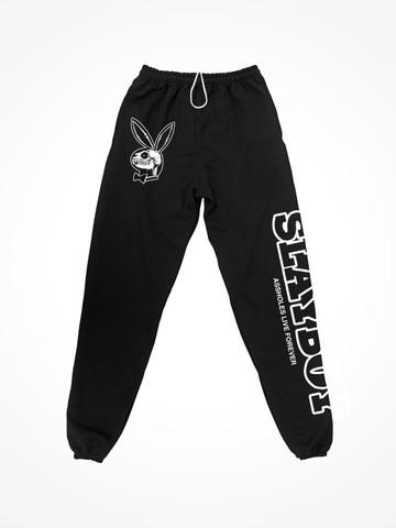 SLAYBOY • Black Sweatpants