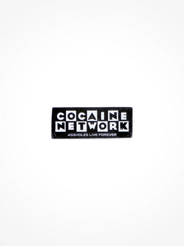COCAINE NETWORK  • Pin