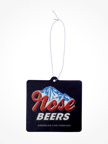NOSE BEERS • Air Freshener