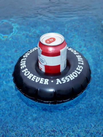 ASSHOLES LIVE FOREVER • Beer Float