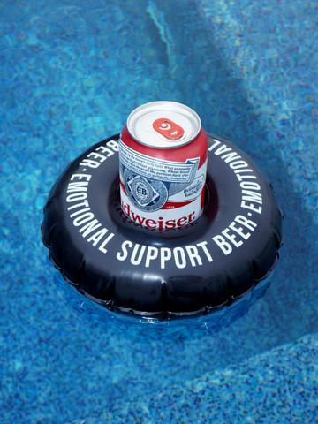 EMOTIONAL SUPPORT BEER • Beer Float