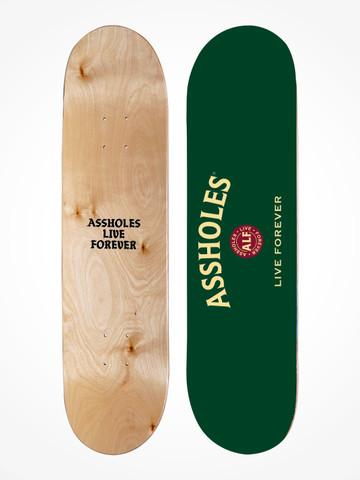 ALF IRISH • Canadian Maple Skate Deck
