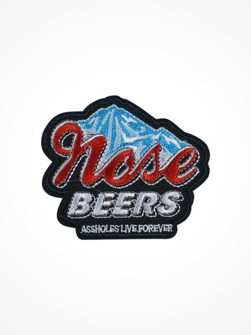 NOSE BEERS • Patch