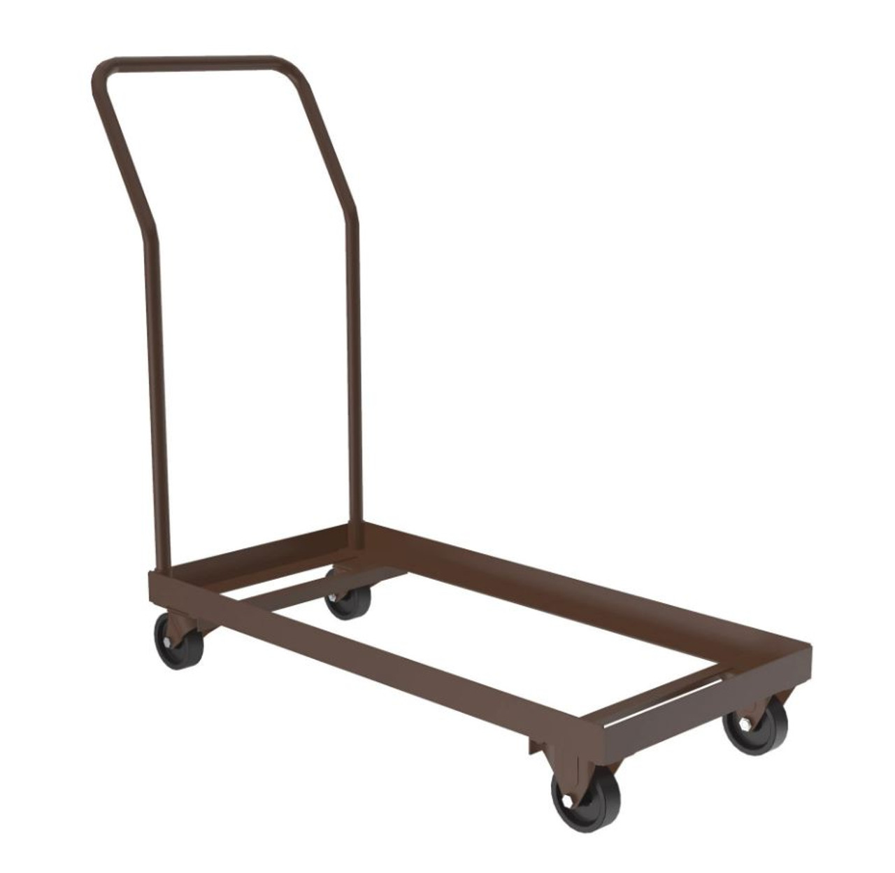 """Correll C1940 18"""" x 40"""" Stacking Folding Chair Truck"""