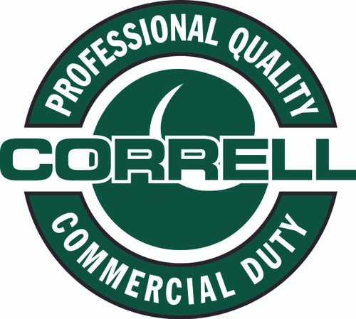 Correll LT3672 Economical Standing Height Correll Lab Table