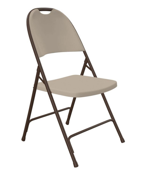 Correll RC350 Durable Plastic Folding Chair