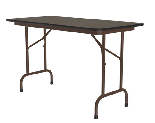 Correll CF2448M Heavy Duty Melamine Top Folding Table