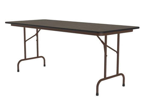 Correll CF2472M Heavy Duty Melamine Top Folding Table